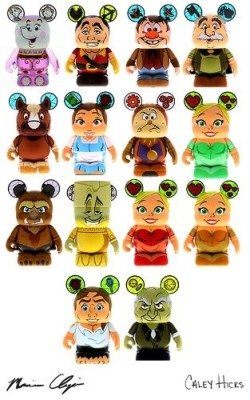 New vinylmations