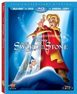 Sword In The Stone 50th Ann