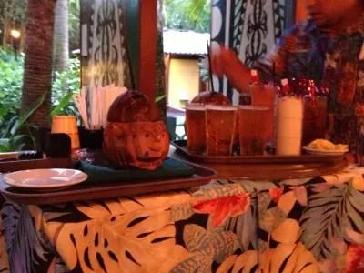 Spirit of Aloha Drinks Polynesian