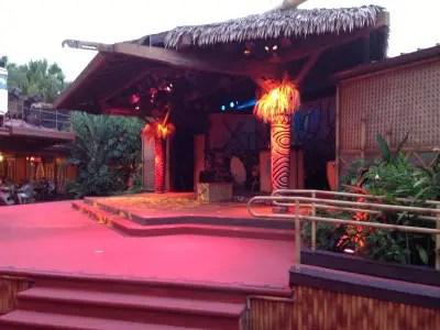 Spirit of Aloha Stage Polynesian