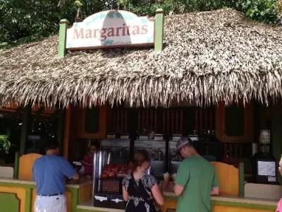 Margarita Stand Mexico