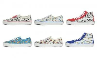 Vans Disney Sneakers