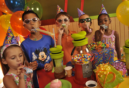 Having your own Disney World Themed Birthday Party
