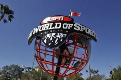 ESPN Wide World of Sports Globe