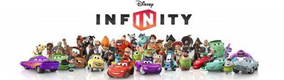 Disney infinity Characters
