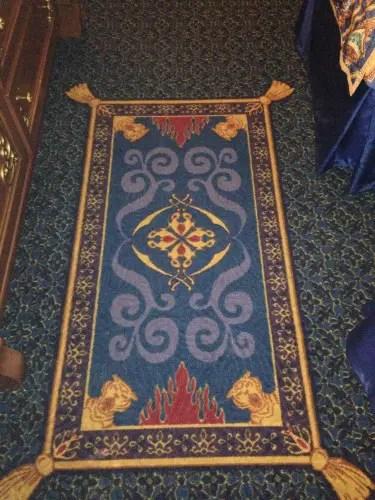 A Magic Carpet from Jasmine!