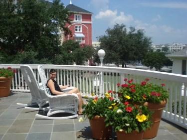 Boardwalk Balcony