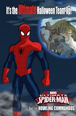 Ultimate Spider-Man Howling Commandos