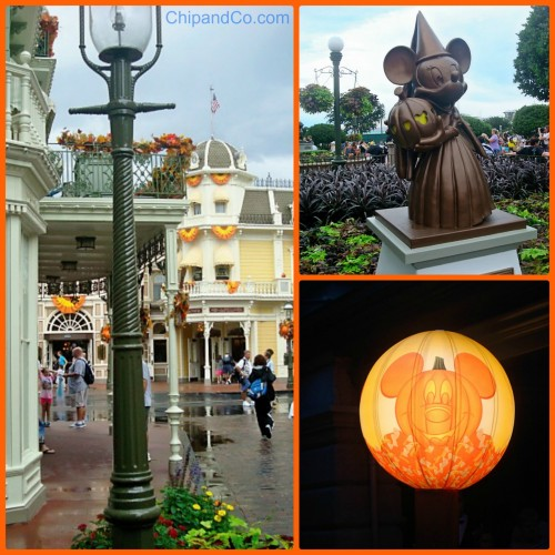 Magic Kingdom Fall 2