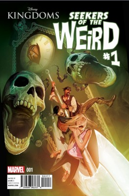 Disney Kingdoms_Seekers_of_the_Weird_Cover