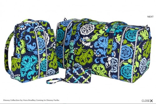 39a31ed0cd60 New Disney Collection by Vera Bradley Revealed