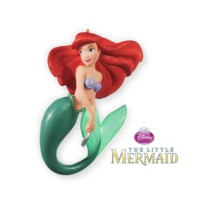 Ariel Ornament