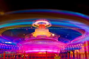 Dumbo at Night - Photograph After Dark