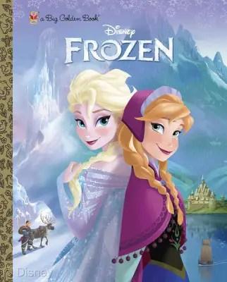 Frozen Big Golden Book