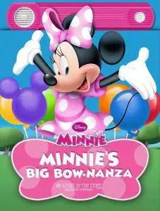 Minnie recordable books