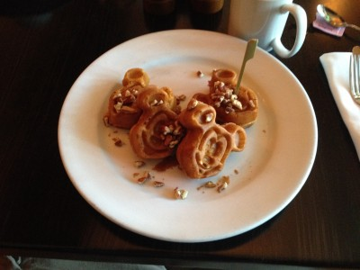 Allergy Mickey waffles Kouzzin