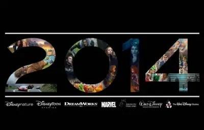 2014 Walt Disney Film Release