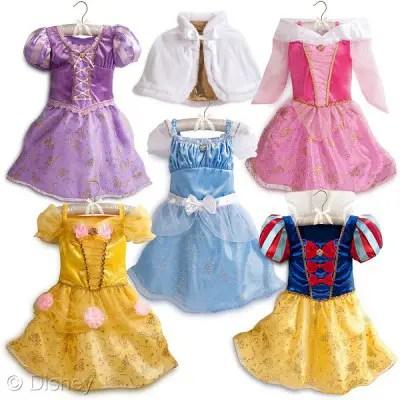 Disney Princess Costume set