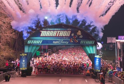 runDisney Marathon 2014