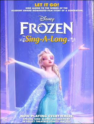 When can you book frozen 2 tickets