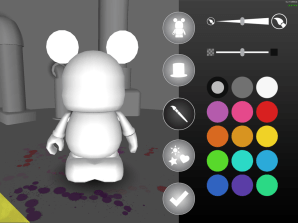 Create your own Vinylmation