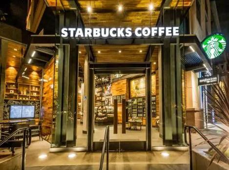 Starbucks Disneyland