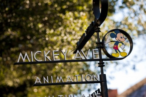 Mickey-Ave-Sign