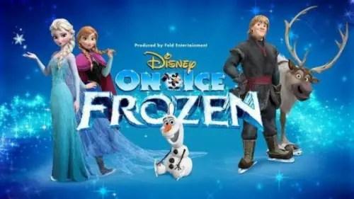 Disney Frozen on Ice