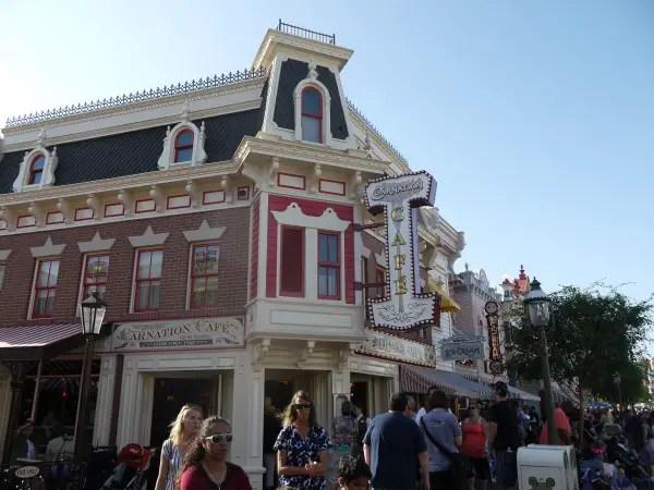 Disneyland Dining Budget
