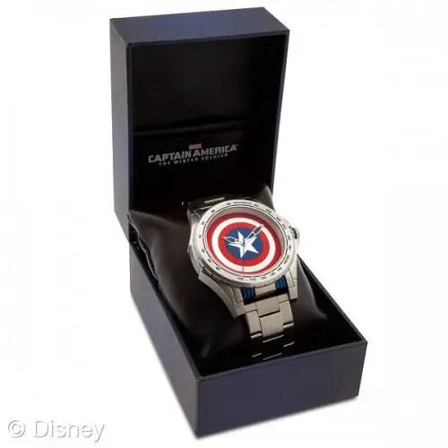Captain America Watch
