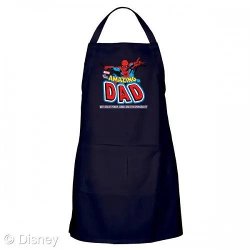 Spider Man apron