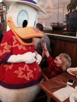 Shutter's Character Breakfast at Disney's Vero Beach Resort 2