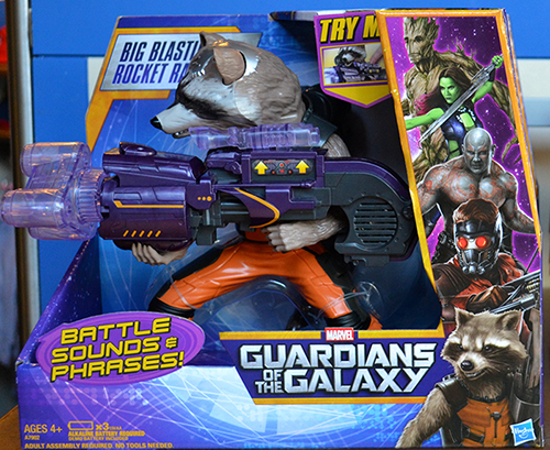 Guardians of the galaxy toy