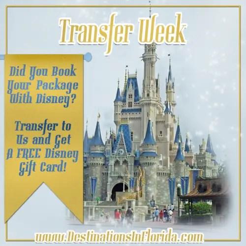 dif Transfer week