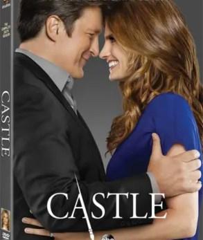 Castle Season 6 DVD Review.