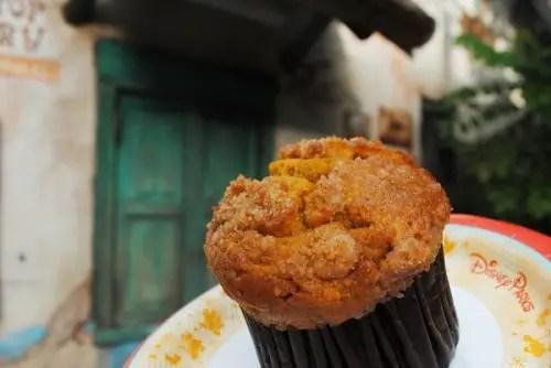 Animal Kingdom Pumpkin Muffin