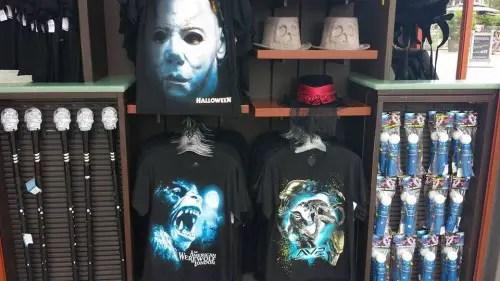 Halloween Horror Nights Merchandise
