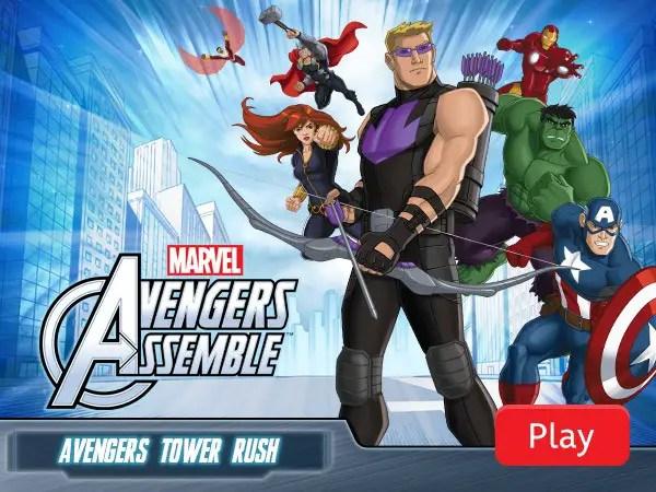The Avengers Asemble