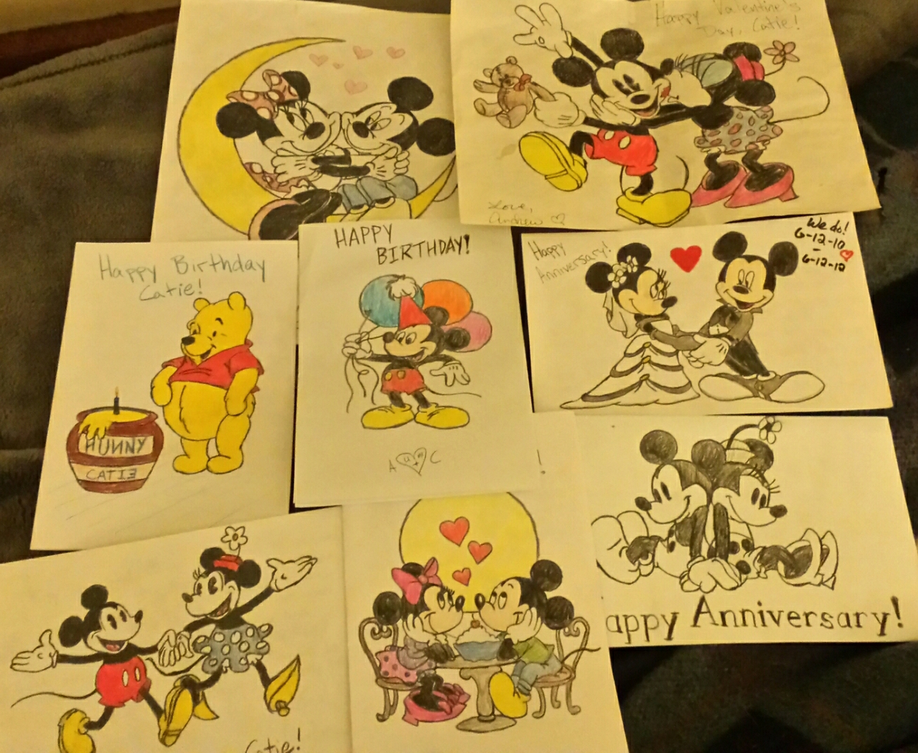 Dont Forget A Disney Greeting Card To Go With That Gift Widely Available At Many Retail Chains And Hallmark Has Ton Of Great Ones Too