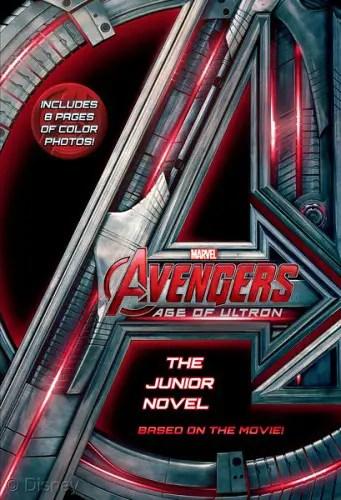 Marvel avengers junior novel
