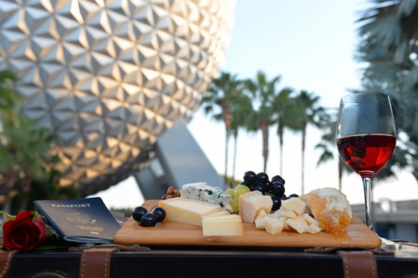 Food and Wine Epcot