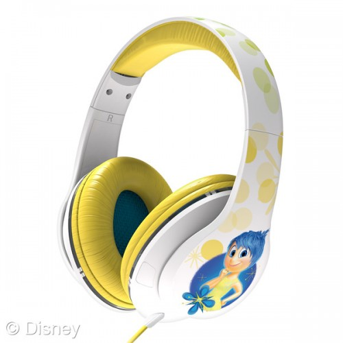 Inside out color changing headphones