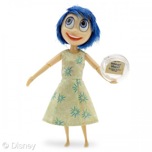 Inside out talking doll