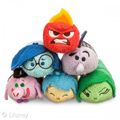 Inside out tsums tsums