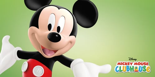 Mickey Mouse on WATCH Disney Junior
