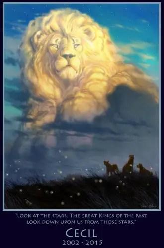 Cecil lion