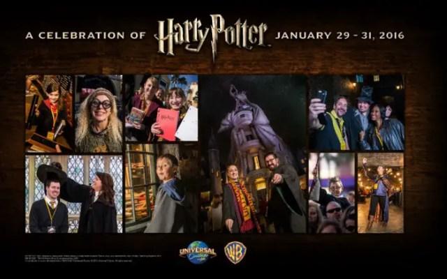 Harry Potter Celebration 2016