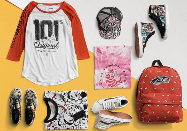 3637ee7f4e Disney and Vans Partner for a Fall Collection