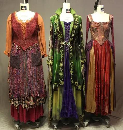 Hocus Pocus dresses