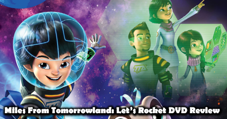 Miles From Tomorrowland DVD Review